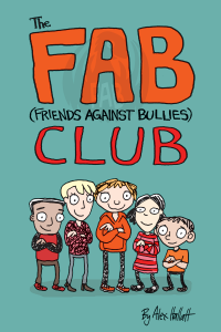 Friends Against Bullies rough cover