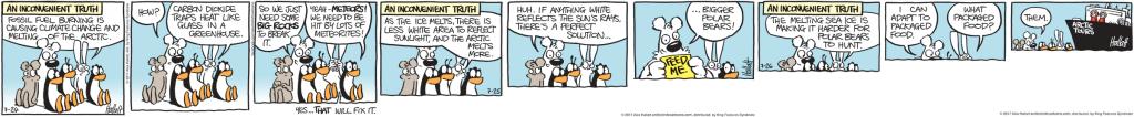 An Inconvenient Sequel: Truth To Power cartoon 3