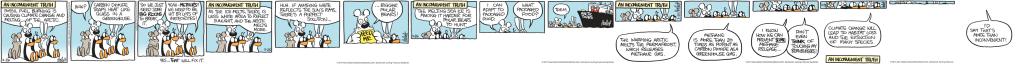An Inconvenient Sequel: Truth To Power cartoon 5