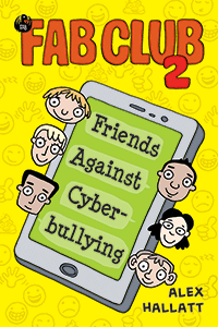 middle  grade kids chapter book about bullying and cyberbullying