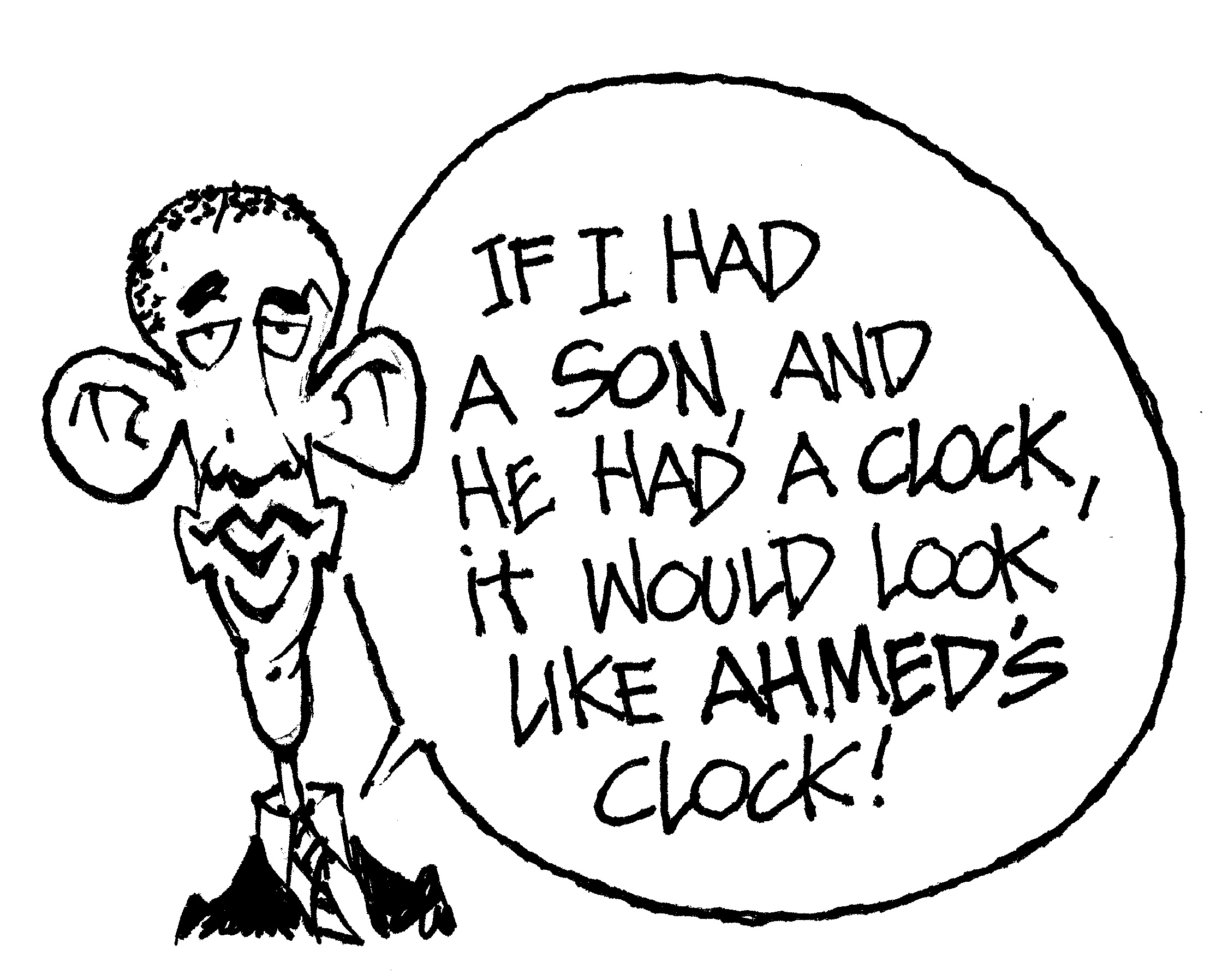 Blog Art Clock Kid
