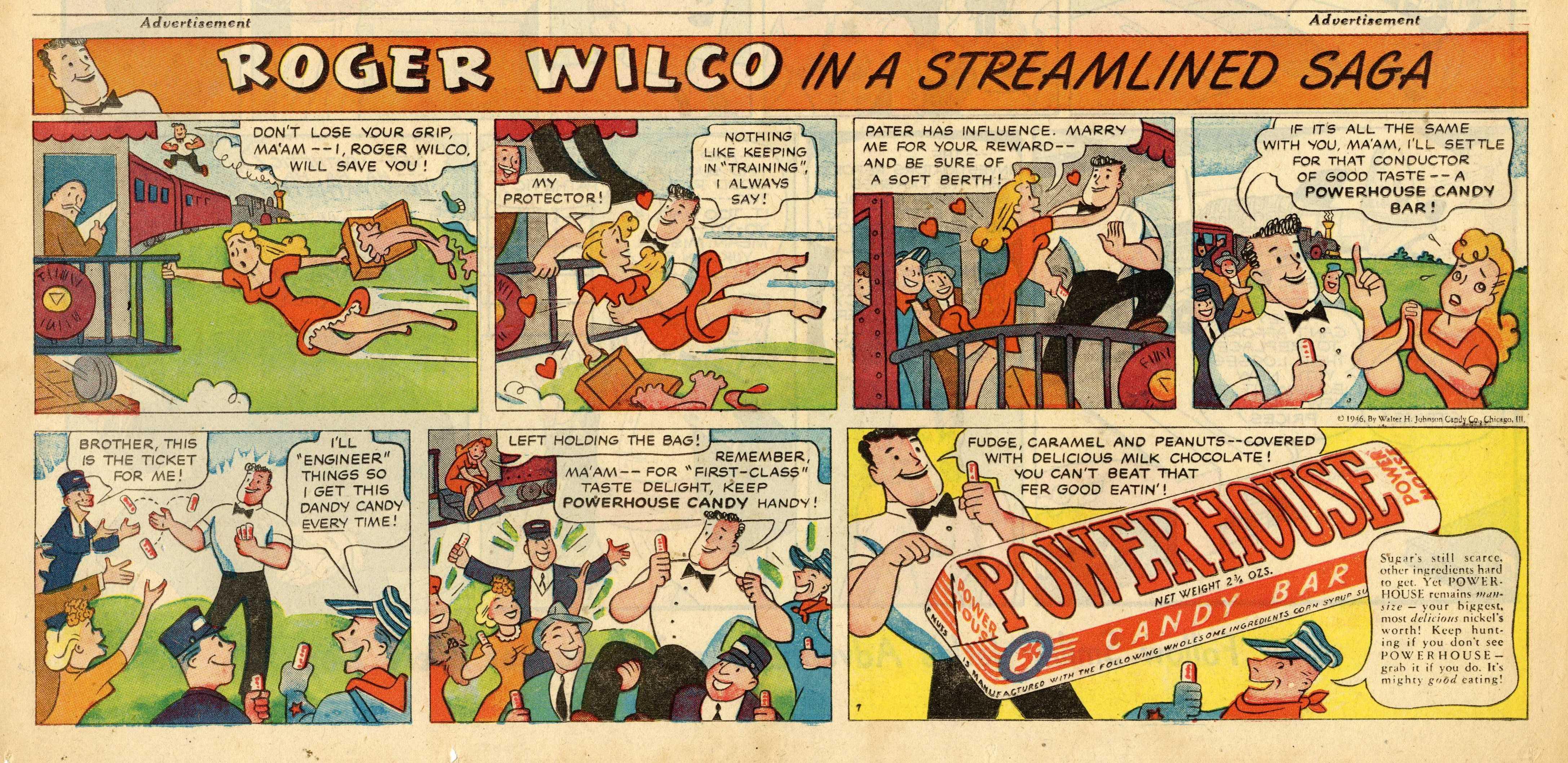 Comics Kingdom - Ask the Archivist: The Iodine-T Diet