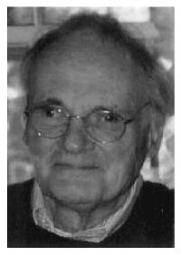 photo of cartoonist Fred Fredericks (1926-2015)