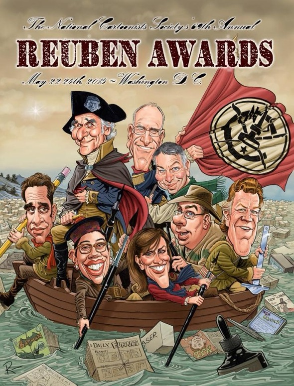 reuben awards journal