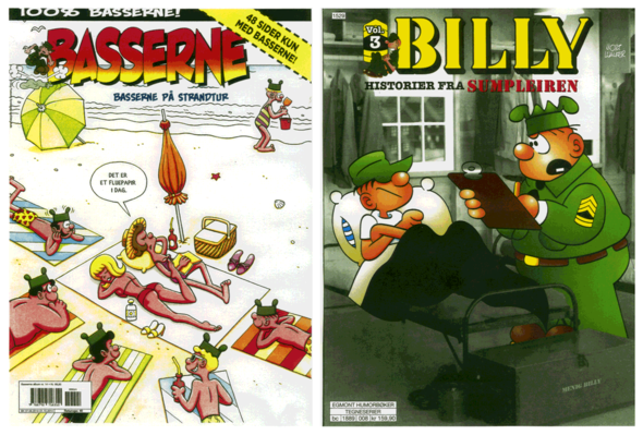 Often all the Beetle comic versions share the same cover art, though with minor changes.