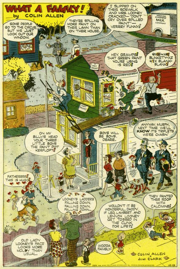 The Looneys, October 13, 1946