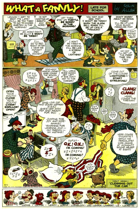 The Looneys, June 11, 1950