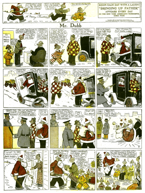 MR. DUBB 19 December 1920.