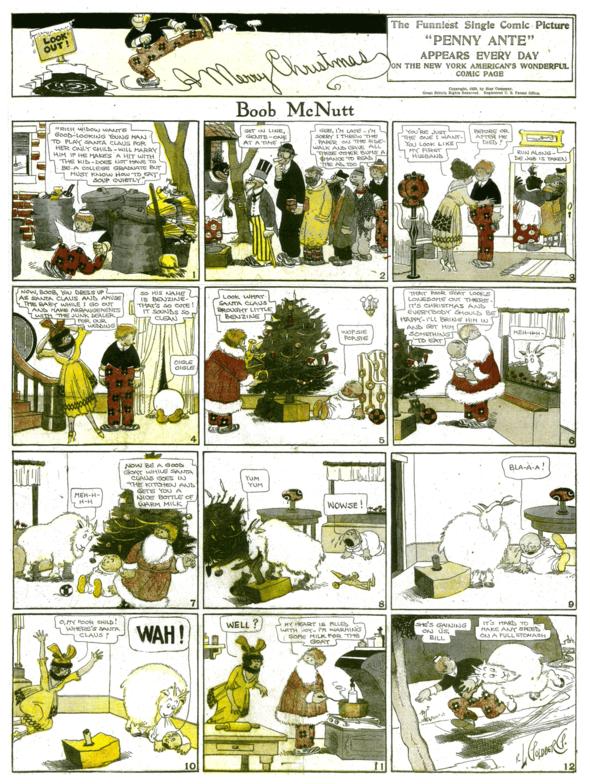 BOOB McNUTT 19 December 1920.