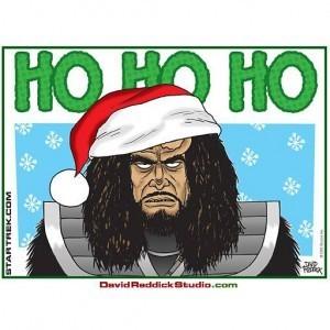A Klingon Christmas