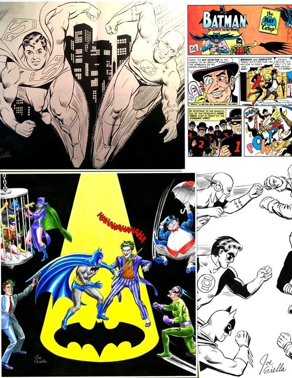 A sample of Joe Giella's work