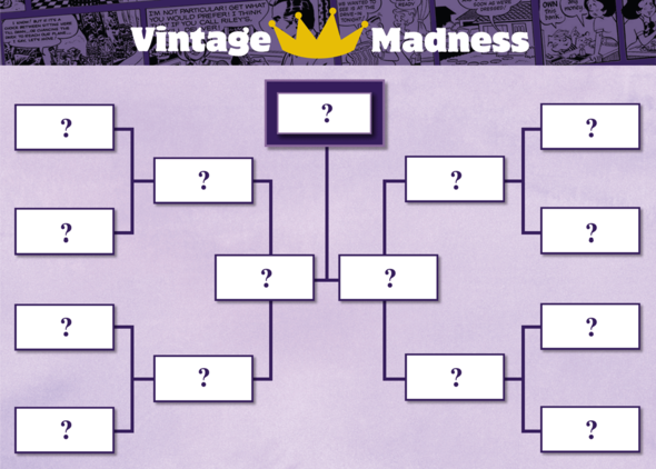Vintage Madness Is BACK!
