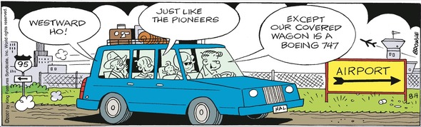 The Flagstons go on a memorable summer vacation!