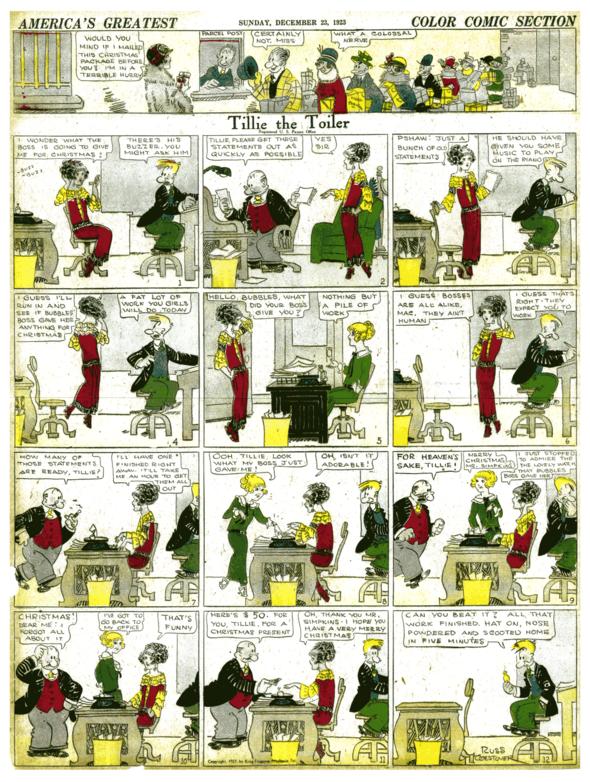 THE KATZENJAMMER KIDS by Harold Knerr