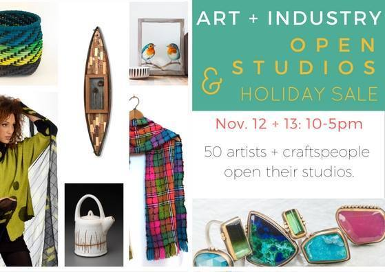 Drop in for Hilary Price's Open Studio event  if you're in the neighborhood!
