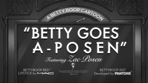 Betty Goes A'Posen