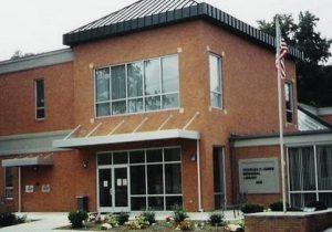SNUFFY SMITH cartoonist John Rose speaks at the Alleghany Highlands Regional Library in Covington, Va.