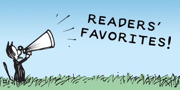Readers share their favorite MUTTS strips