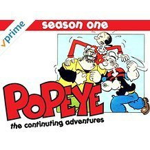 The Continuing Adventures of Popeye