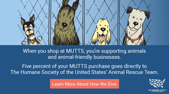 Mutts.com benefits The HSUS